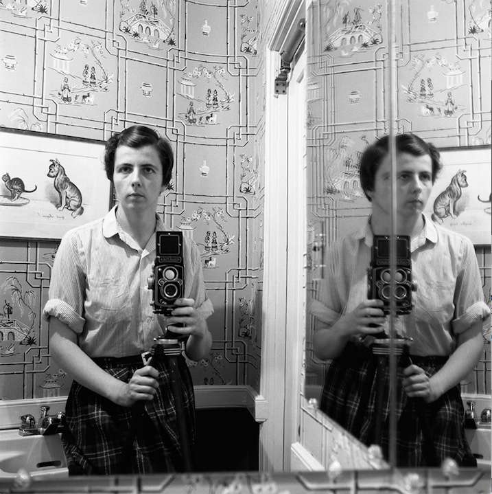 1955 - The Self-portrait and its Double