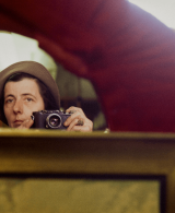 Untitled, Chicago, IL, 1974 - The Self-portrait and its Double