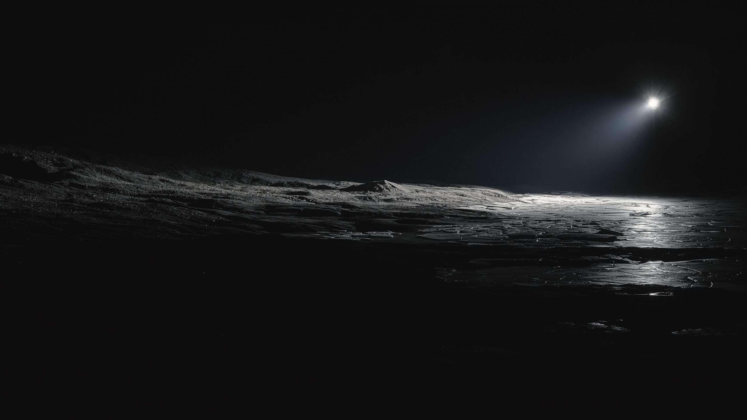 Julian Charrière Towards No Earthly Pole 2019 © Julian Charrière; ProLitteris 2019, Zurich