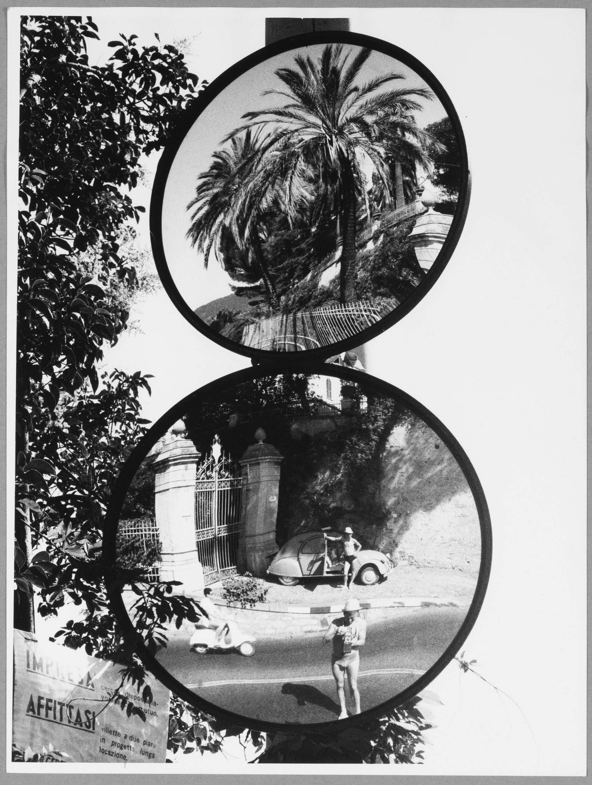11. Shunk-Kender_Autoritratto, Italia, 1966